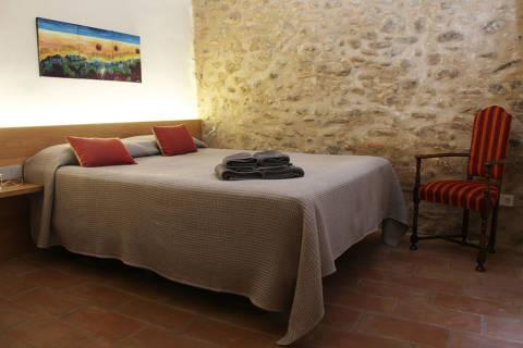 Room la Volta in Can Bo de Pau, Salt, Girona 0