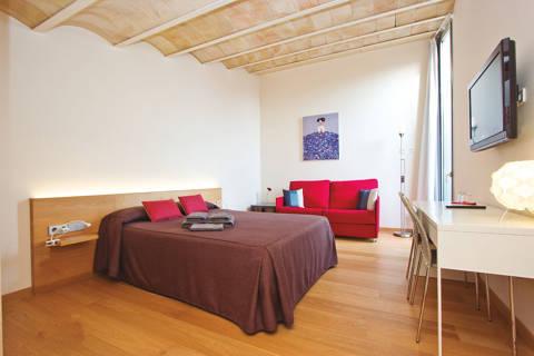 Habitació L'Altell a Can Bo de Pau, Salt, Girona 0