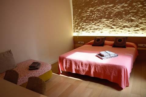 Habitación Somniem en Can Bo de Pau, Salt, Girona 0