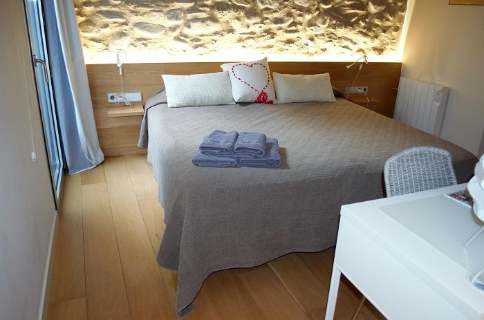 Chambre Juny à Can Bo de Pau, Salt, Girona 0