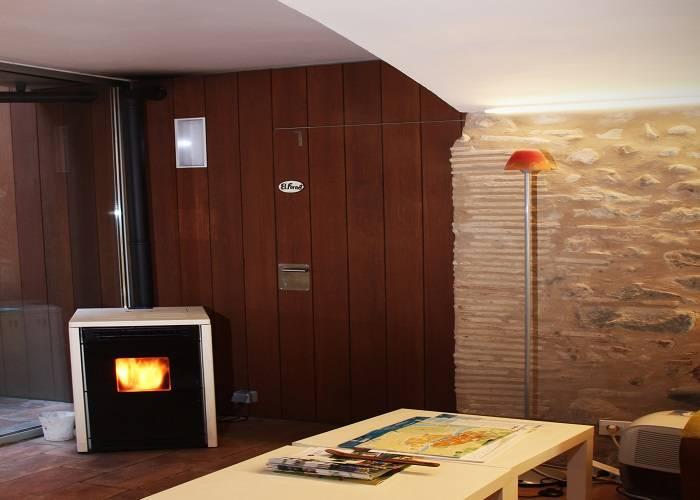 Habitació el Fornet a Can Bo de Pau, Salt, Girona 0