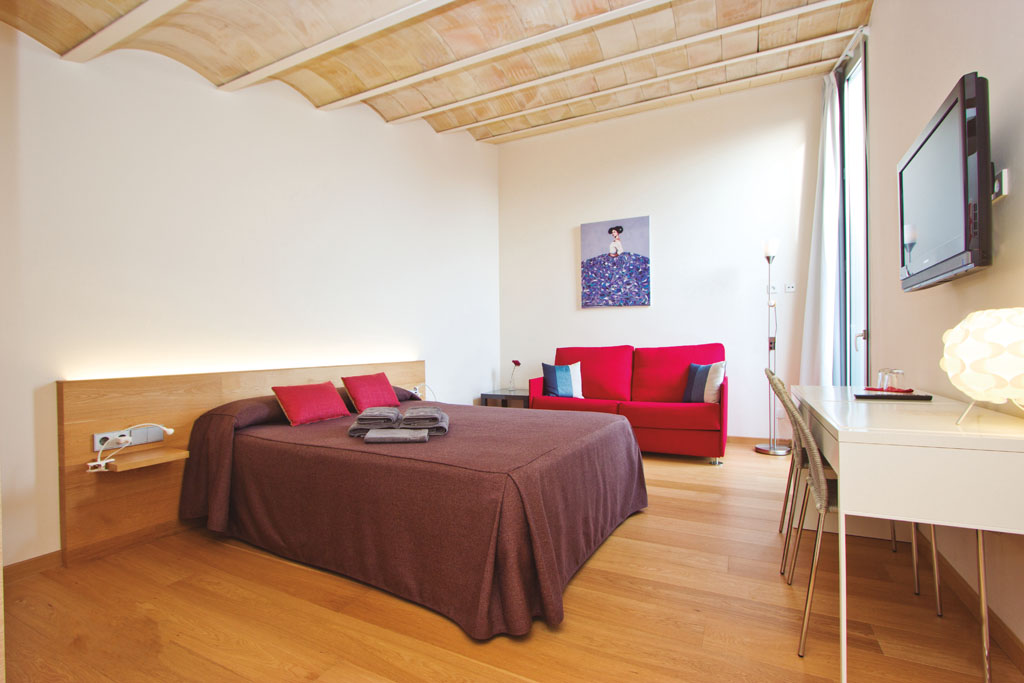 Room L'Altell in Can Bo de Pau, Salt, Girona 0